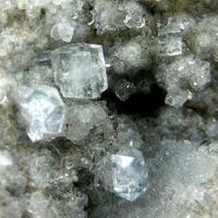 Chabazite With Phillipsite