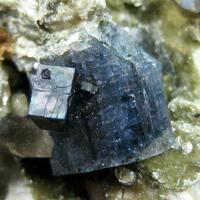Fluorapatite Fluorite Siderite Smoky Quartz & Bavenite