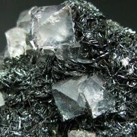 Hematite Var Specularite & Quartz