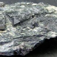 Magnetite In Serpentine