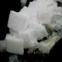 Manganoan Calcite Sphalerite & Quartz