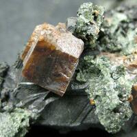 Perovskite & Magnetite & Clinochlore