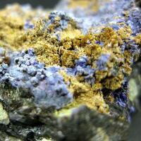 Phosphosiderite & Bermanite With Rockbridgeite