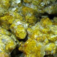 Quartz Var Eisenkiesel With Fossil Fungi Mycelium