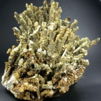 Stibiconite Psm Stibnite With Quartz