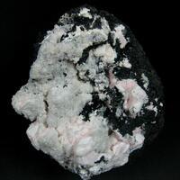 Alabandite & Manganoan Calcite