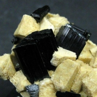Arfvedsonite On Microcline