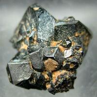 Cassiterite With Yazganite