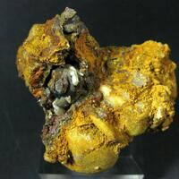 Cerussite & Pyromorphite