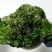Conichalcite With Azurite