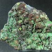 Olivenite Duftite Conichalcite & Cuprian Adamite
