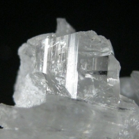 Hydroboracite On Anhydrite
