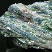 Kyanite With Fuchsite & Rutile