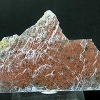 Native Copper In Gypsum