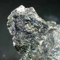 Native Silver In Bornite