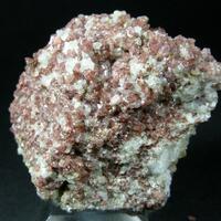 Quartz Var Eisenkiesel & Calcite