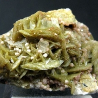 Siderite With Calcite & Aragonite