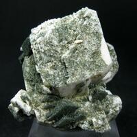 Albite With Adularia & Chlorite