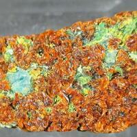 Amarantite Chalcanthite & Copiapite