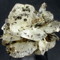 Cubanite & Pyrrhotite On Dolomite