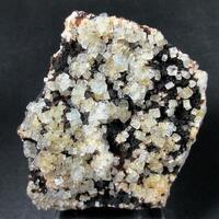Fluorite & Goethite