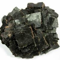 Fluorite With Quartz Var Eisenkiesel