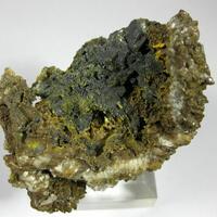 Galena Psm Mimetite & Calcite