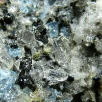 Haüyne Nosean Sanidine & Magnetite