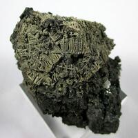 Native Silver Native Arsenic & Löllingite
