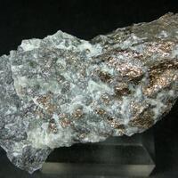Nickeline With Skutterudite
