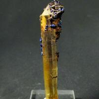 Azurite Malachite & Limonite On Quartz