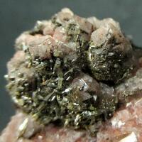 Cobaltoan Smithsonite & Mimetite