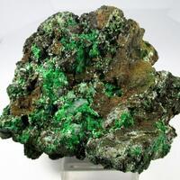 Conichalcite Malachite & Azurite