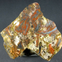 Jasper & Hematite