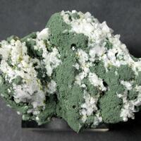 Laumontite Adularia Chlorite & Epidote
