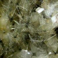 Millerite & Dolomite