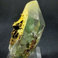 Quartz Phantom & Chamosite