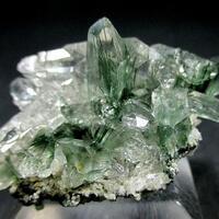 Quartz & Actinolite
