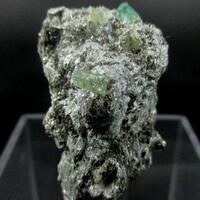Aquamarine & Emerald