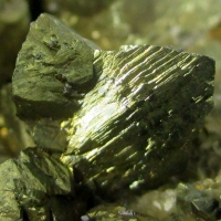 Chalcopyrite & Siderite