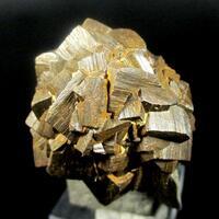 Goethite Psm Iron Cross Pyrite Twin
