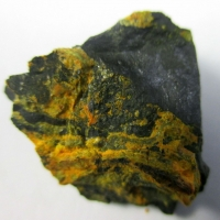 Schoepite & Curite On Uraninite