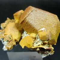 Siderite & Sphalerite Psm Calcite