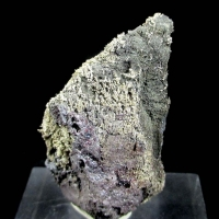 Native Silver Proustite & Native Arsenic