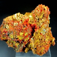 Crocoite Vauquelinite Coronadite & Bindheimite