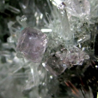 Fluorite Quartz & Pyrite On Quartz Psm Baryte