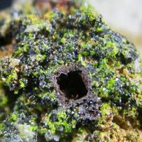 Vauquelinite Pyromorphite & Galena Psm