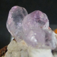 Amethyst & Aragonite