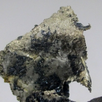 Native Silver & Bornite