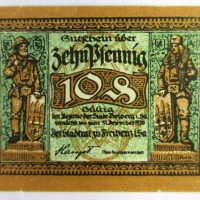 Mining Memorabilia - Currency